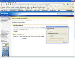 Screenshot of anti-spyware