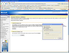 Screenshot of anti-spyware